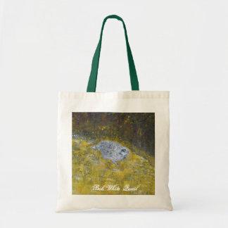 Bob White Quail Budget Tote Bag
