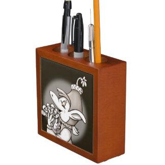 BOBA MANAIO CUTE MONSTER ORGANISER Pencil/Pen HOLDER