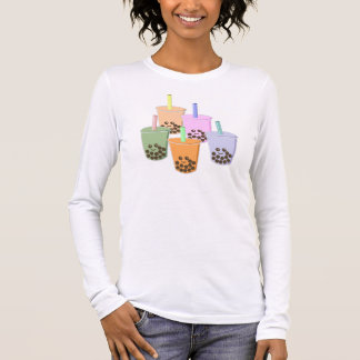 Boba on Parade Long Sleeve T-Shirt