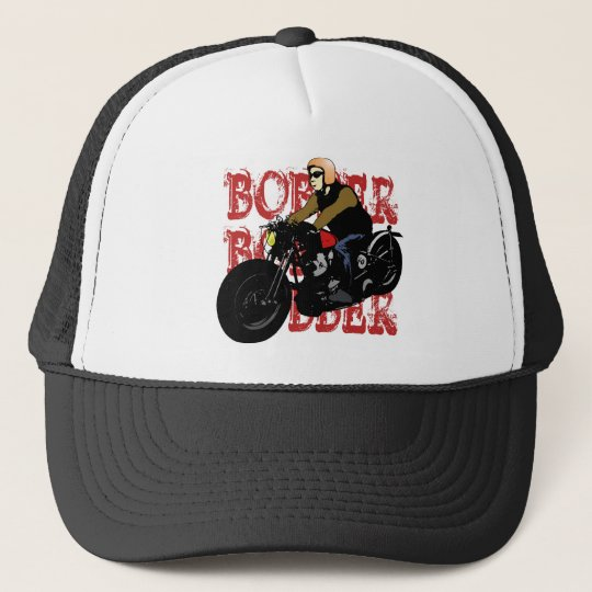 Bobber Rider Cap