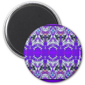 Bobbi-002 6 Cm Round Magnet