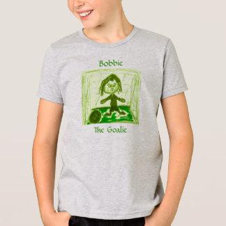 Bobbie - The Goalie T Shirt