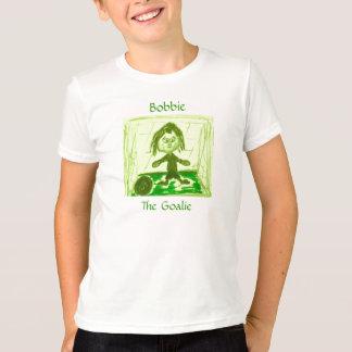 Bobbie-The Goalie T-Shirt