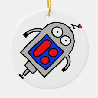 Bobby deBot original design Christmas Ornament