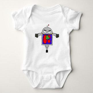 Bobby deBot Straight out of dublin Baby Bodysuit