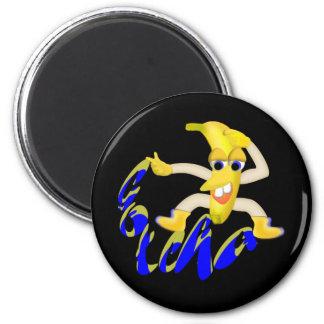 Bobby Gotcha 6 Cm Round Magnet