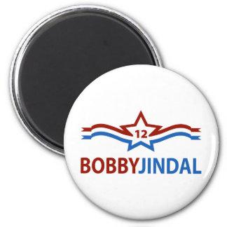 Bobby Jindal 12 Refrigerator Magnet