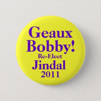 Bobby Jindal 2011 6 Cm Round Badge