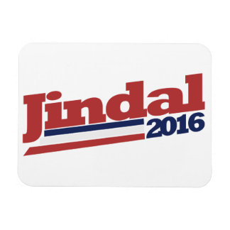 Bobby Jindal 2016 Magnet