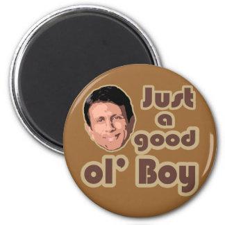 Bobby Jindal 6 Cm Round Magnet