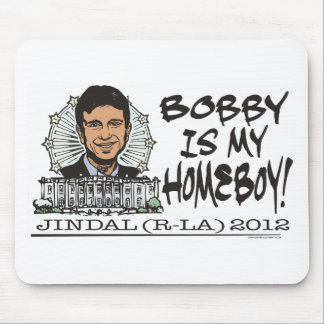 Bobby Jindal is My Homeboy 2012 Gear Mouse Mat