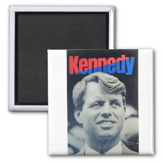 Bobby Kennedy '68 Square Magnet
