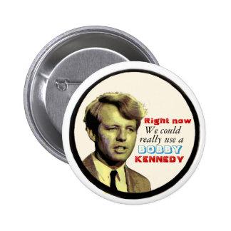 Bobby Kennedy button