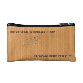 Bobby Pin Bag Cosmetic Bags