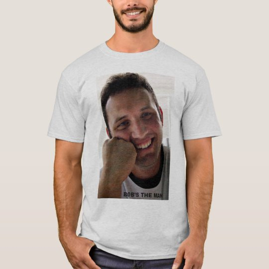 bobby  smiling T-Shirt