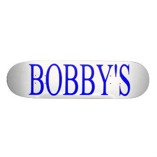 BOBBY'S Board 20.6 Cm Skateboard Deck