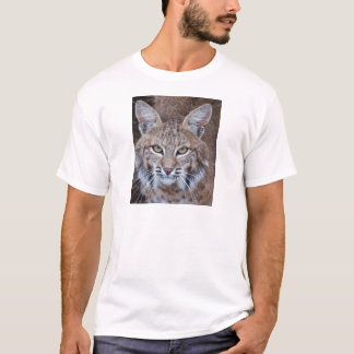 Bobcat Face T-Shirt