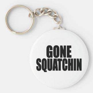 Bobo GONE SQUATCHIN gear Finding Bigfoot Keychains