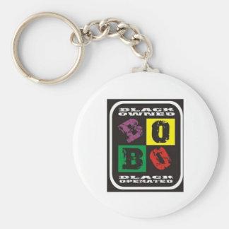 bobo logo Keychain