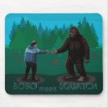 Bobo Meets Squatch