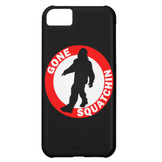 Bobo s GONE SQUATCHIN Cover For iPhone 5C