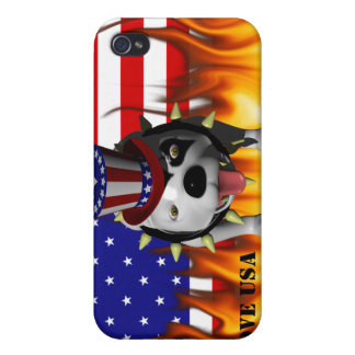 Bobo Show s his patriotism Covers For iPhone 4