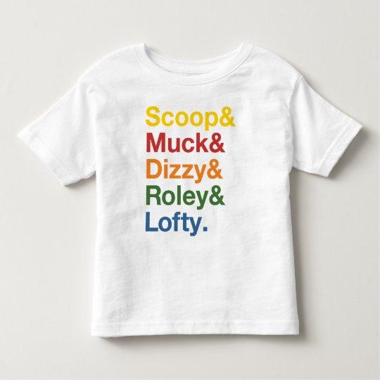 Bob's Original Crew Toddler T-Shirt