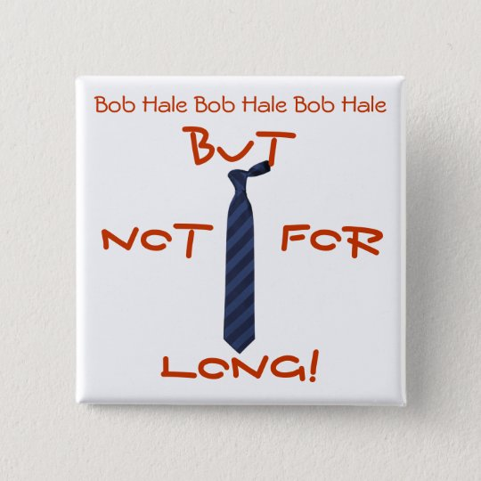 Bobsy 15 Cm Square Badge