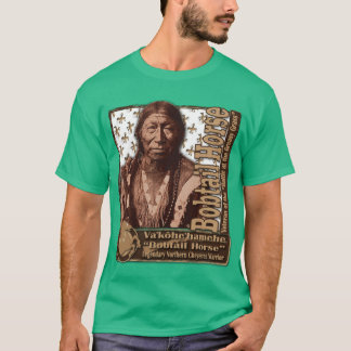 Bobtail Horse Northern Cheyenne T-Shirt