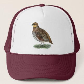 Bobwhite Quail Hen Trucker Hat