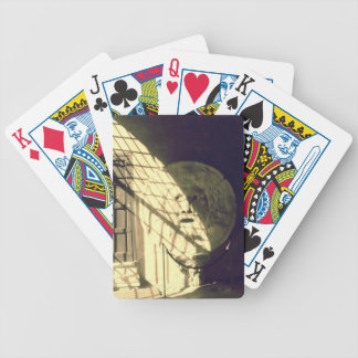 Bocca della Verita (The Mouth of Truth) Bicycle Playing Cards