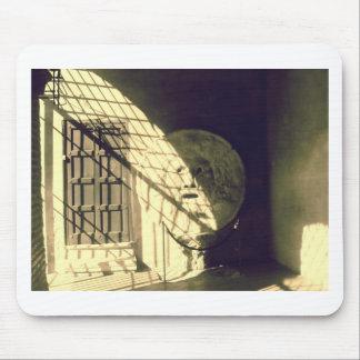 Bocca della Verita (The Mouth of Truth) Mouse Mat