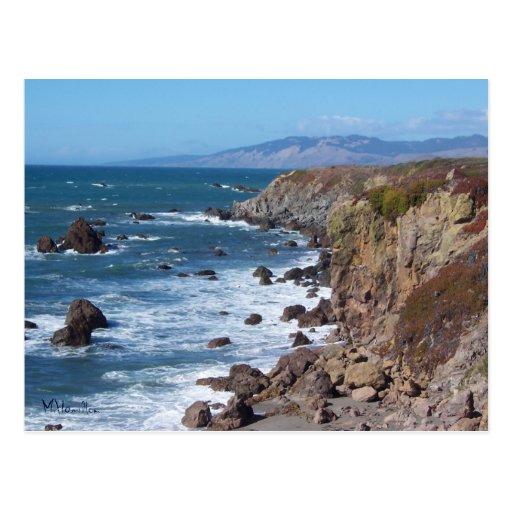 Bodega Bay Postcard