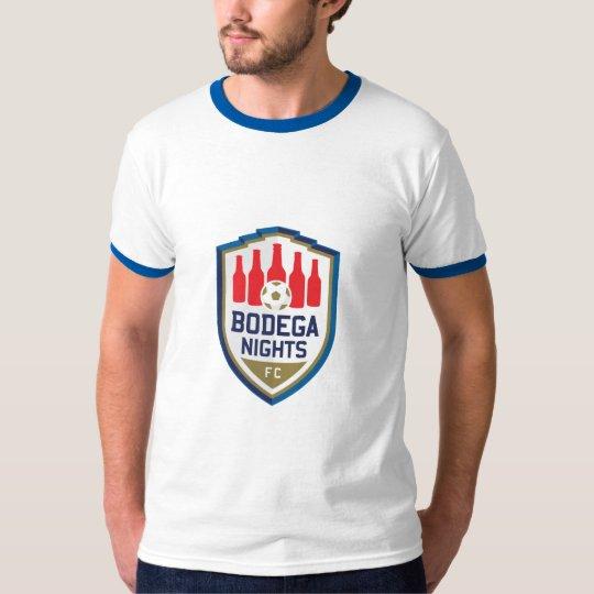 Bodega Nights Ringer T-Shirt