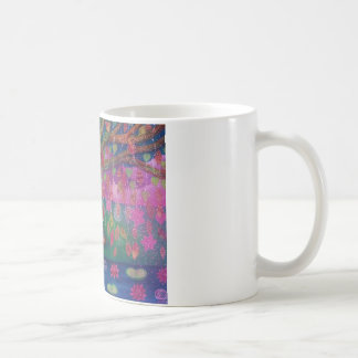 Bodhi Tree Meditation Mug. Coffee Mug