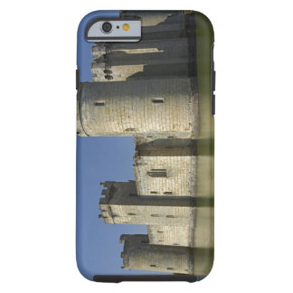 Bodiam Castle (1385), reflected in moat, East Tough iPhone 6 Case