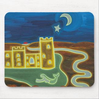 Bodiam Castle by Moonlight 2010 Mouse Mat