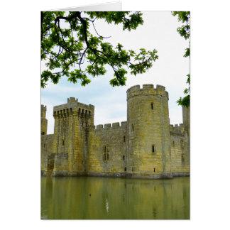 Bodiam Castle Card