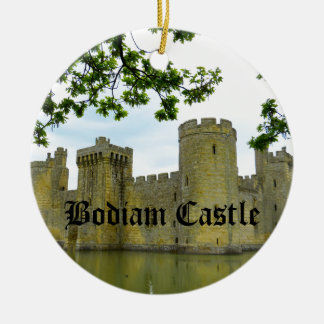 Bodiam Castle Christmas Ornament