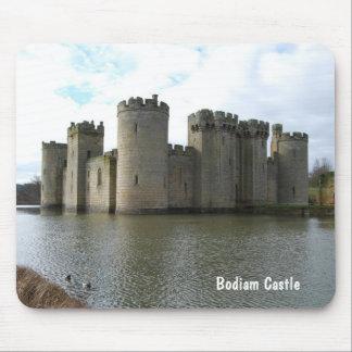 Bodiam Castle Mouse Mat