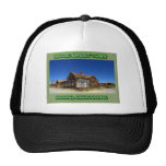 Bodie Ghost Town Hats