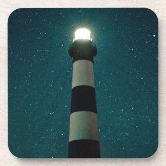 Bodie Island Light Drink Coaster