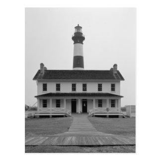 Bodie Island Light Station Post Card