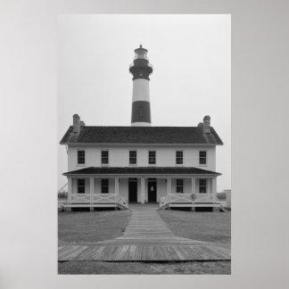 Bodie Island Light Station Print