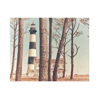 Bodie Island Lighthouse. Canvas Print