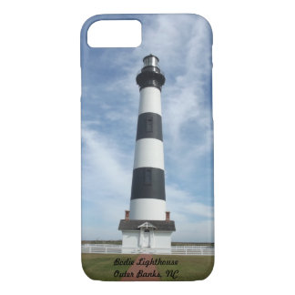 Bodie Island Lighthouse phone case