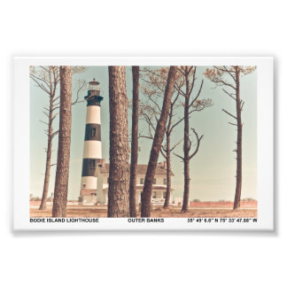 Bodie Island Lighthouse. Photographic Print