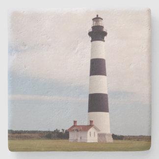 Bodie Island Lighthouse Stone Coaster