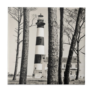 Bodie Island Lighthouse. Tile
