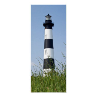 Bodie Island's Light Poster